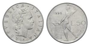 50 Lire del 1958
