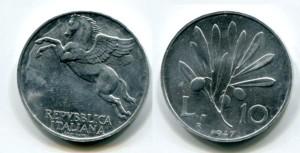 10 Lire del 1947