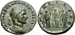 2402dfb5f5 Monete Romane Antiche: Valore monete Imperiali Sesterzio e Monetazione