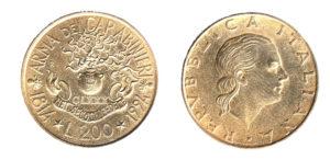200 lire carabinieri