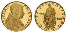 100 lire del vaticano